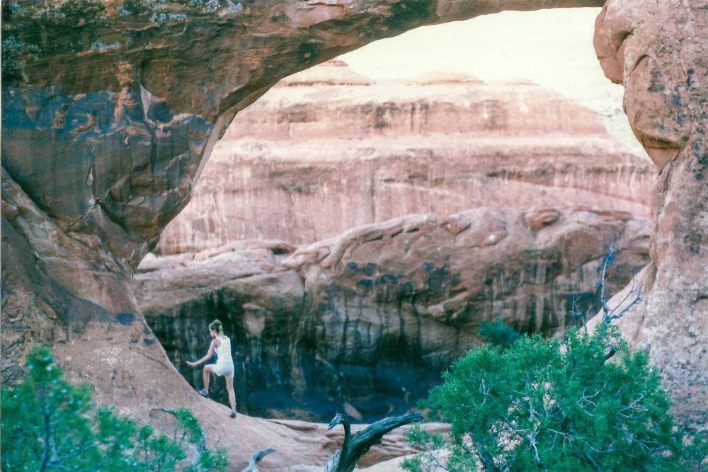 Avi Loren Fox Arches National Park Utah 2005-8.jpg