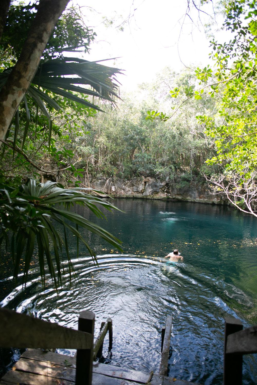 Cenote Angelita (Fig 1)