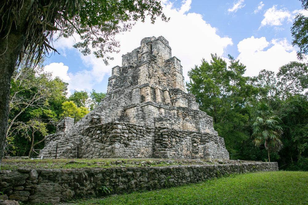 Zona Arqueológica de Muyil (Fig 1)