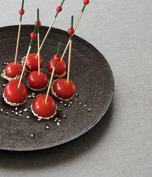 Tomato pops