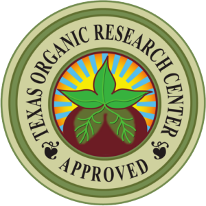 Eco-Safe Pest Control is certified by the Texas Organic Research Center!