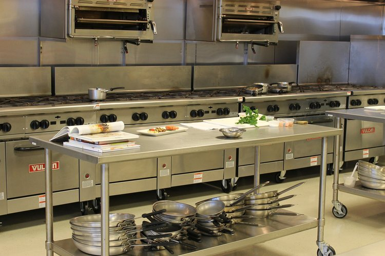 Restaraunts, Kitchens and Food Processing