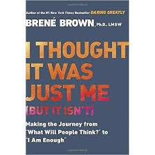 "Brene Brown explores the effects of shame and offers strategies to transform the way we view ourselves in relation to others.     Quote: ""Nothing silences us more effectively than shame."""