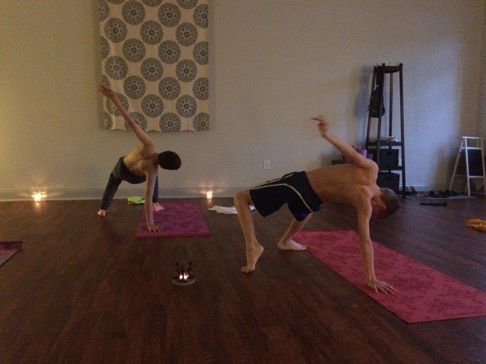 Kids Yoga at Yoga Studio in Cincinnati