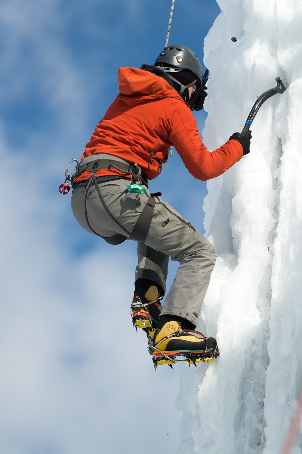 ice & mixed climbing -