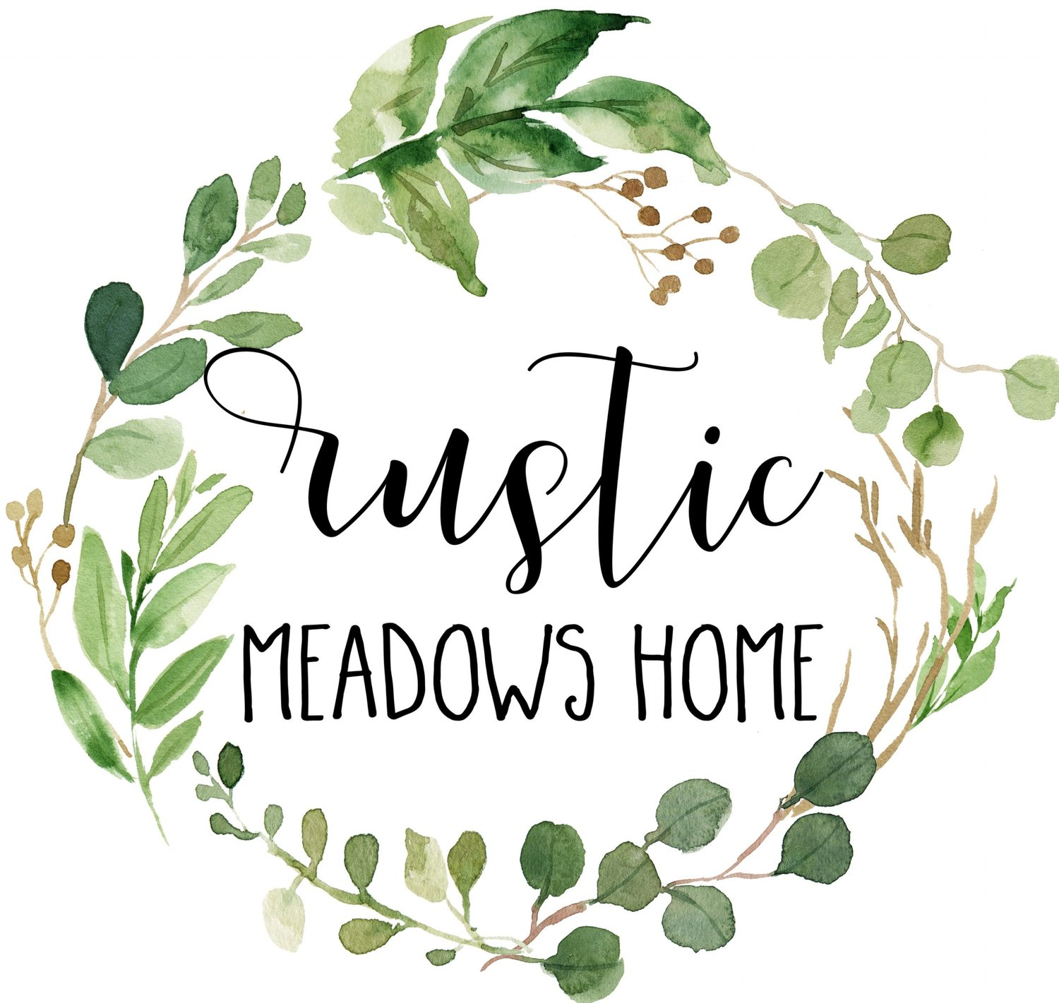 Rustic Meadows Home