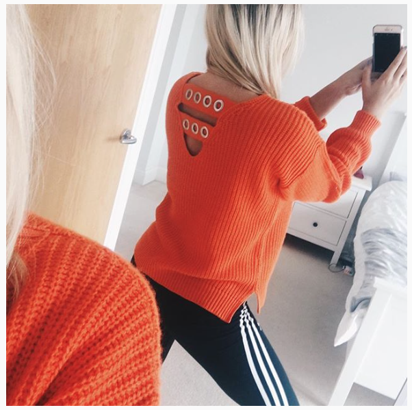 Jumper - Primark Leggings -  Adidas / ASOS