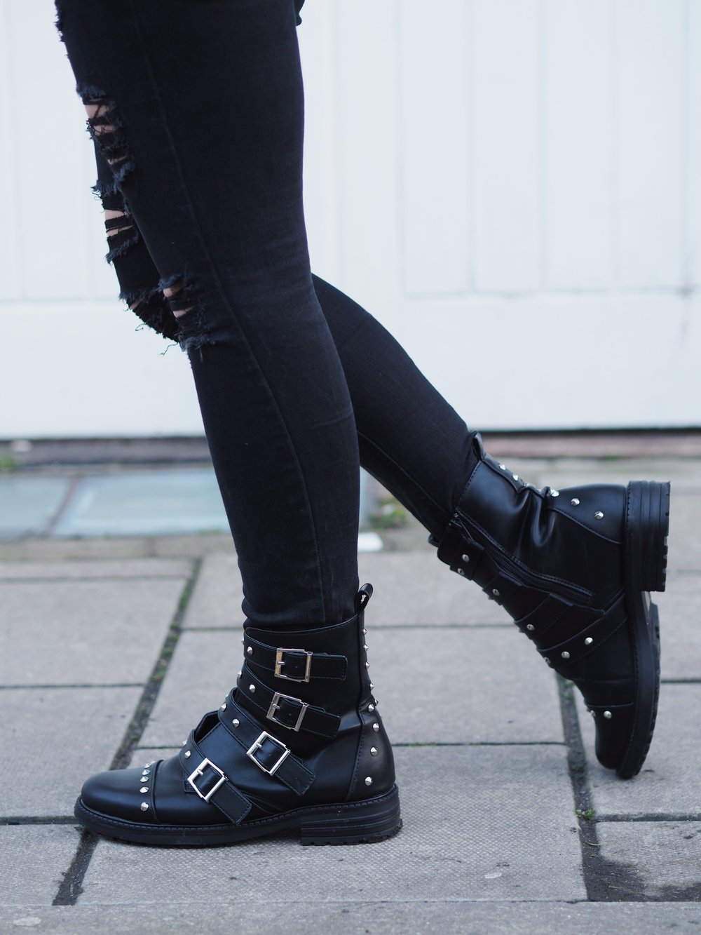 LOTD Studded Boots
