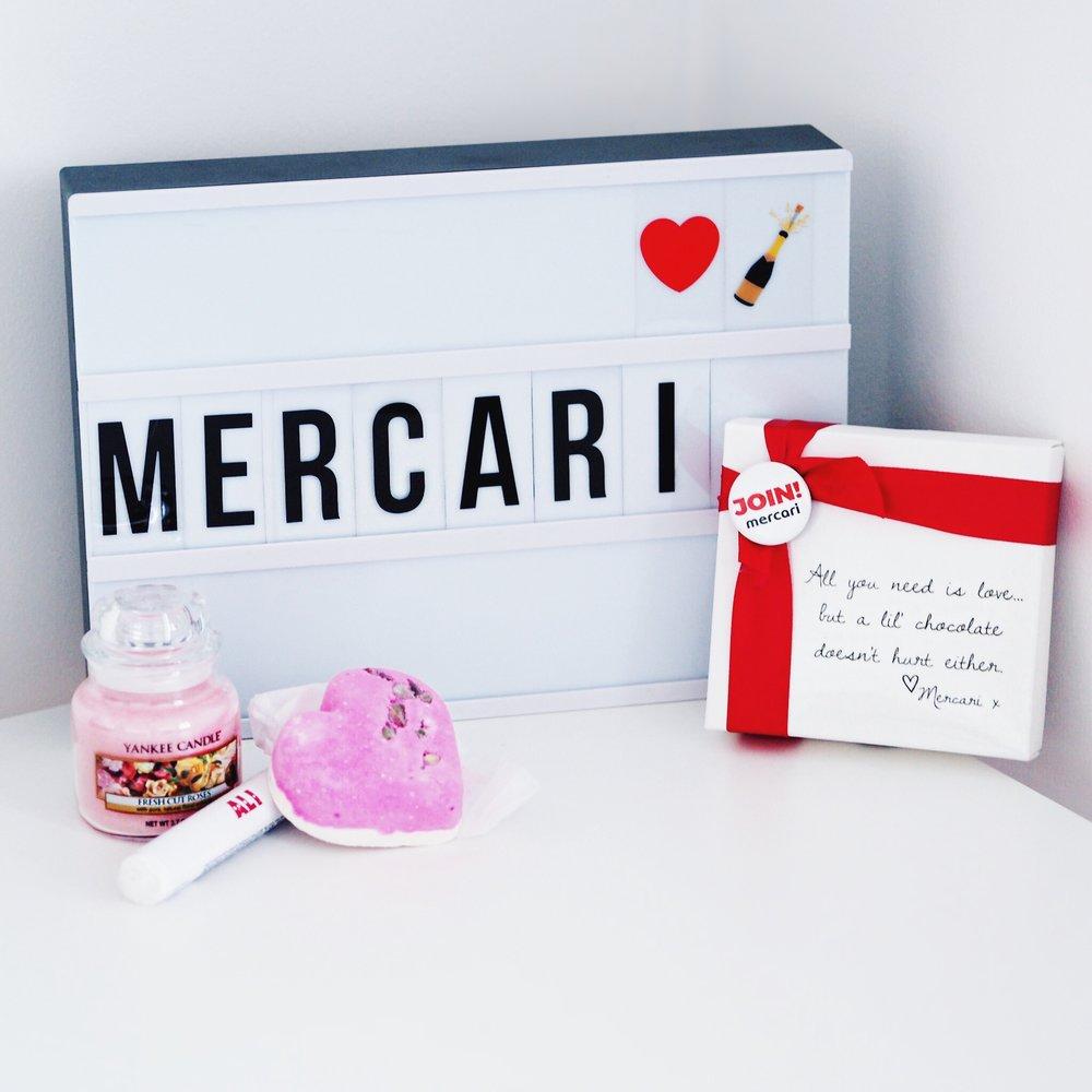 Mercari selling app