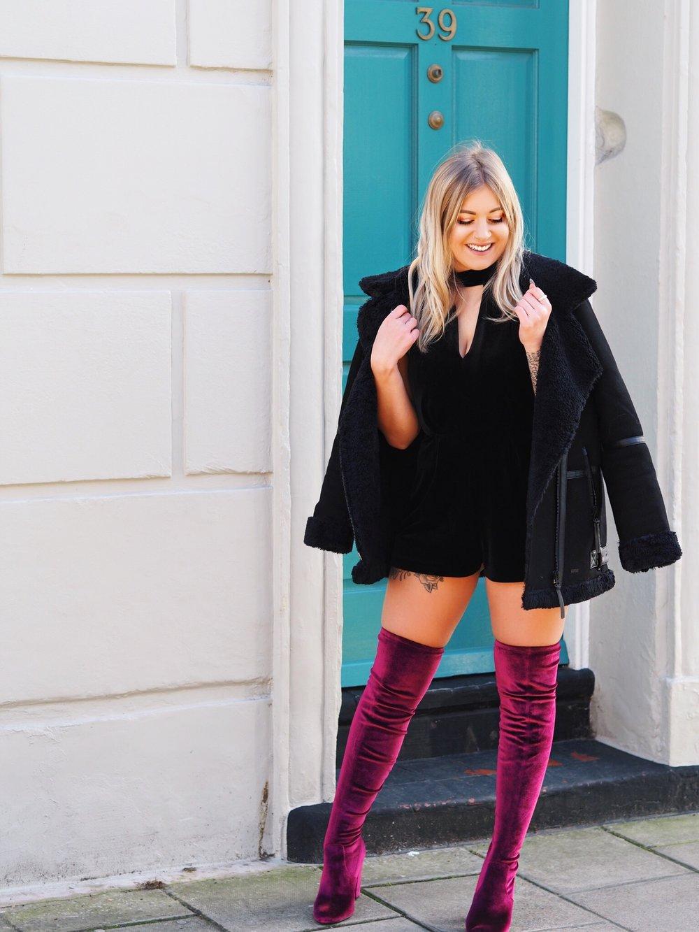 Brighton fashion blogger