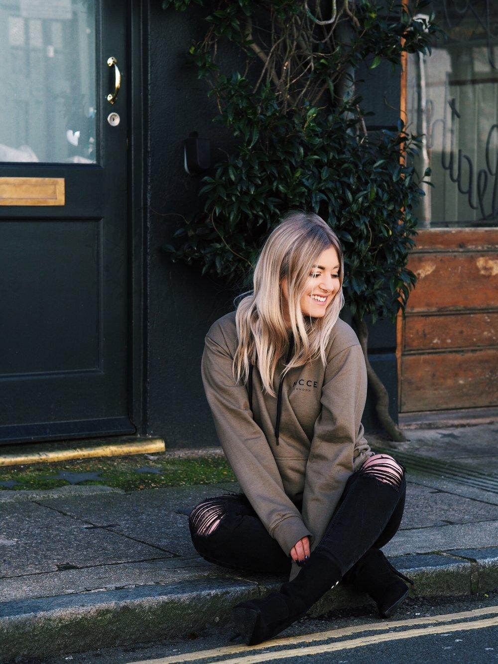 NICCE london brighton fashion blogger