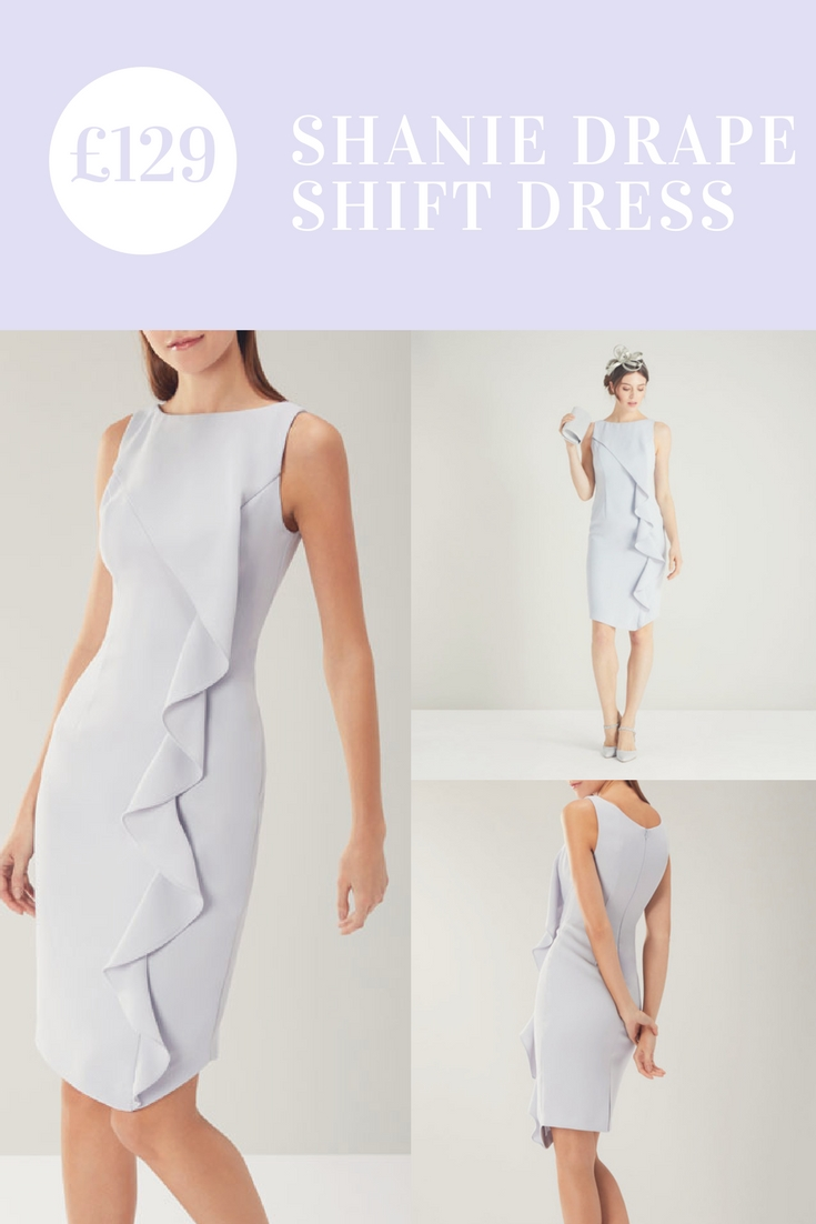 Coast bridesmaid dress brighton blogger