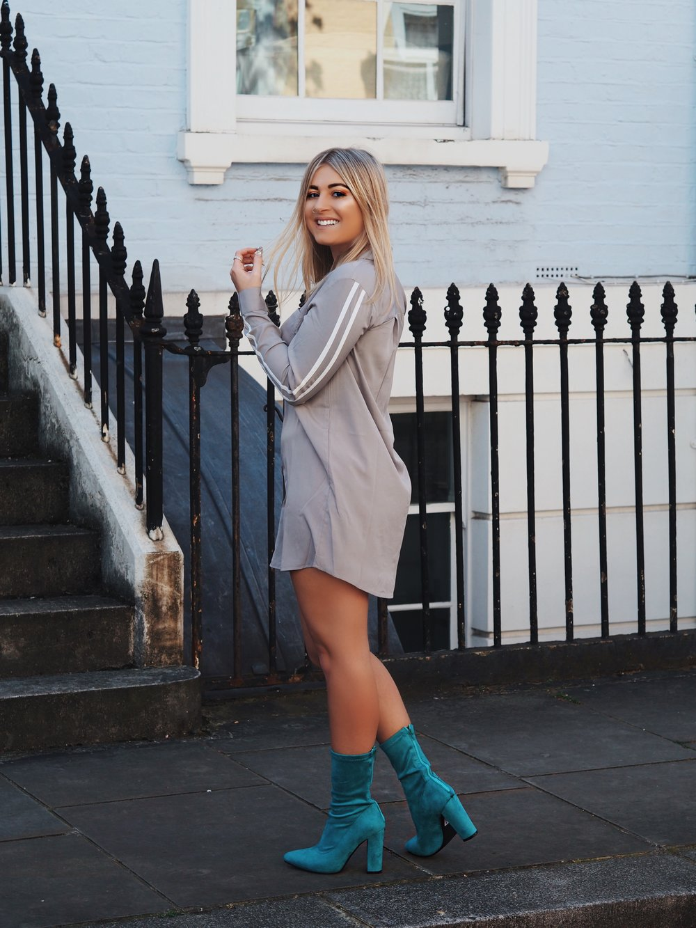 ISAWITFIRST review Brighton fashion blogger