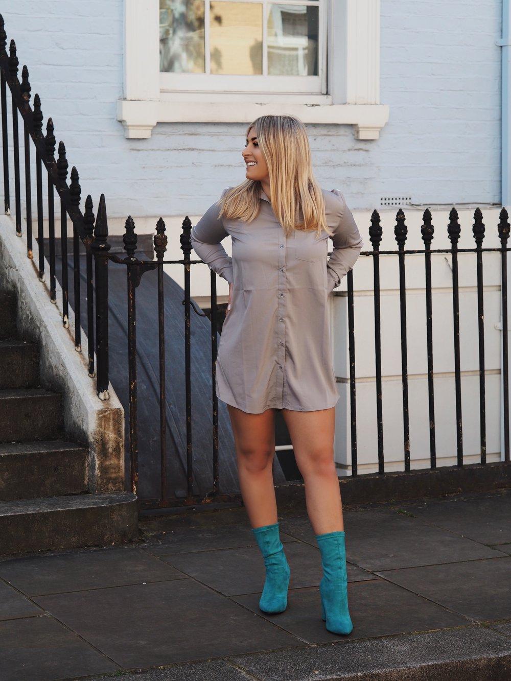 ISAWITFIRST brighton fashion blogger