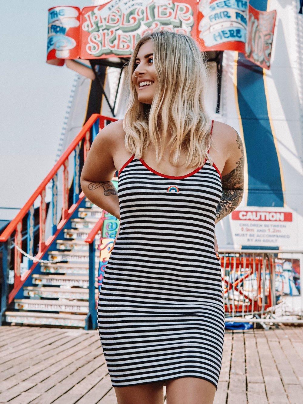 london brighton fashion blogger topshop summer