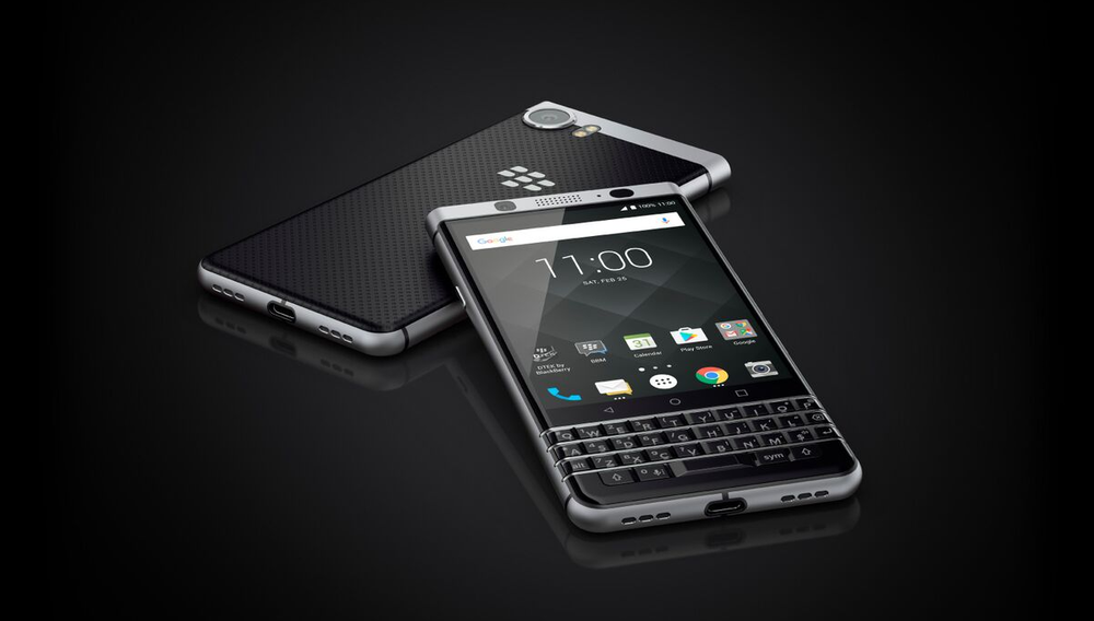 The KEYone's 3505 mAh battery & QuickCharge 3.0 Type-C port ensures you can stay powered up all day.
