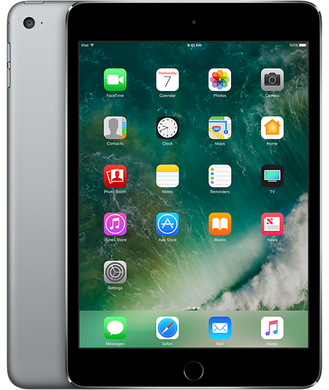 ipad mini four apple tablet