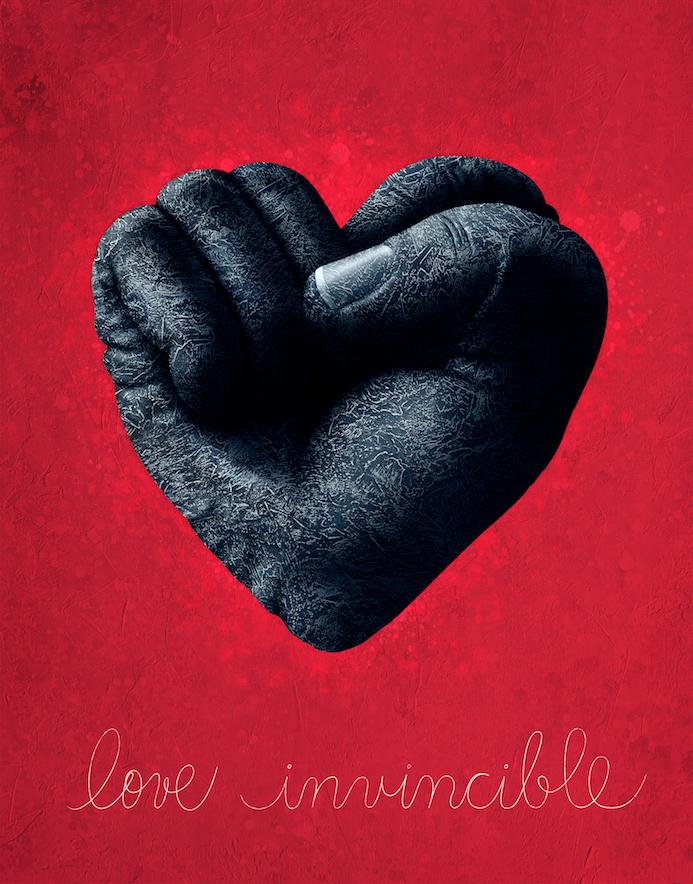 LOVE INVENCIBLE