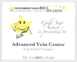 Community Choice Award Advanced circulatory center
