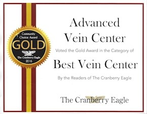 community award 2016, pittsburgh vein care