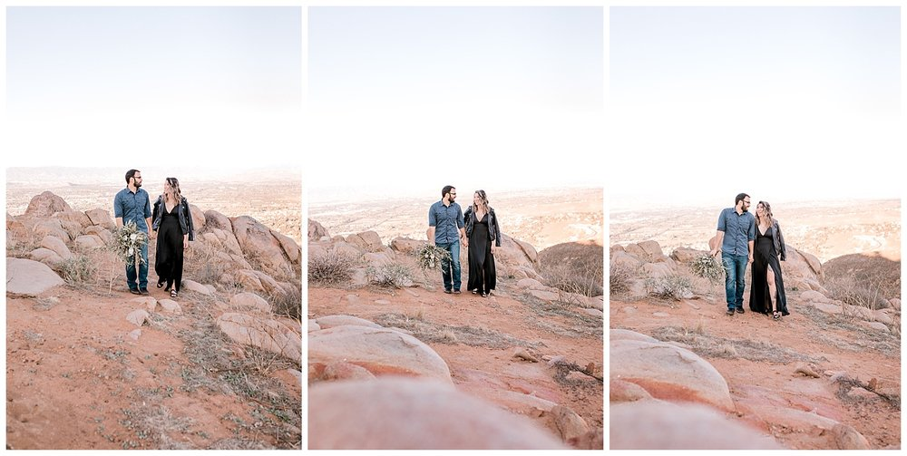 Riverside California Desert Engagement