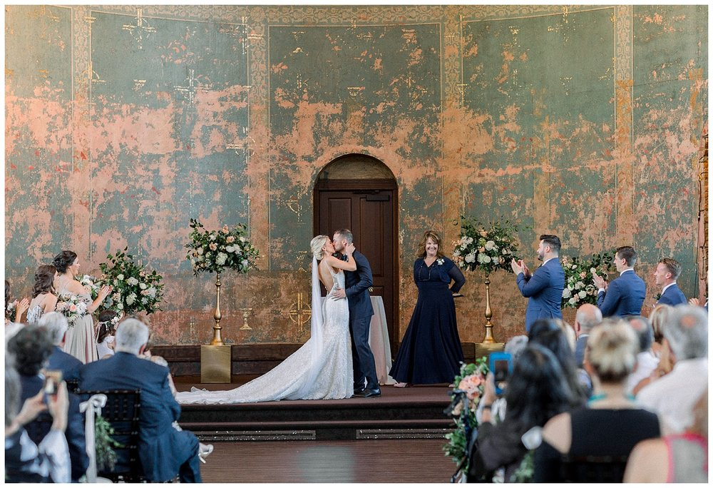 the monastery event center ji cherir photographer cincinnati fine art wedding photographer