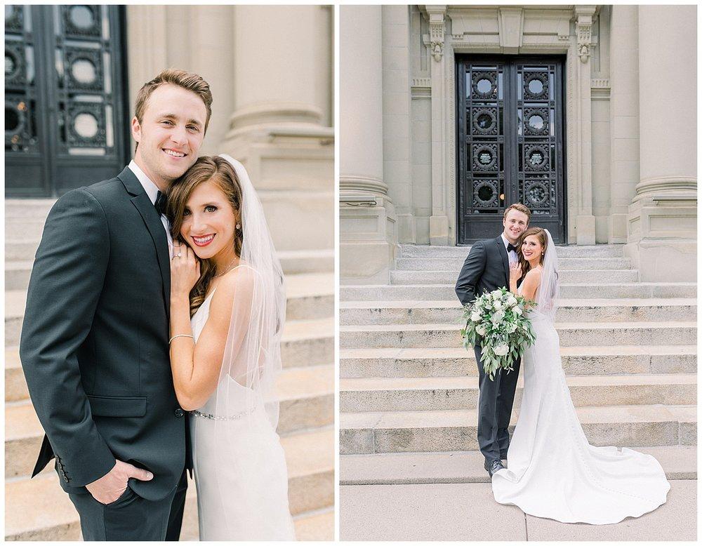 The Transept Cincinnati, OH Wedding Venue Ji Cherir Photography cincinnati wedding photographer  fine art film cincinnati wedding photographer OTR Weddings