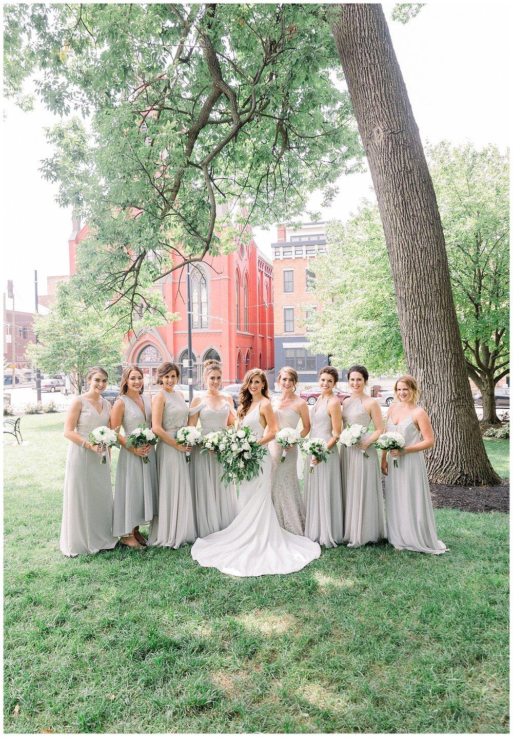 The Transept Cincinnati, OH Wedding Venue Ji Cherir Photography cincinnati wedding photographer  fine art film cincinnati wedding photographer washington park wedding