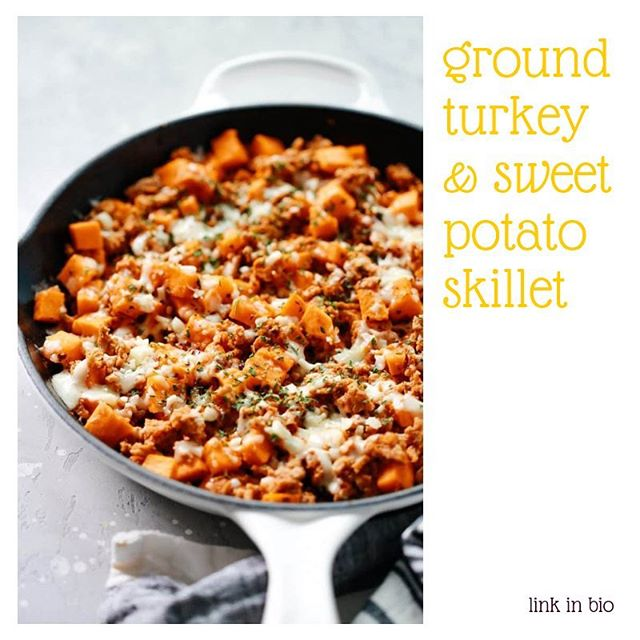 Happy Sunday Too Good Family! Today we are sharing a healthy gluten-free dinner recipe! This ground turkey skillet is packed with flavor and easy to accomplish! Full recipe on our blog😋 . . Comment below, if you plan to make/try this skillet this week for dinner! #skilletmeals #dinnertime #recipes #sundayshopping #familycompany #toogoodeats #livewell #feature