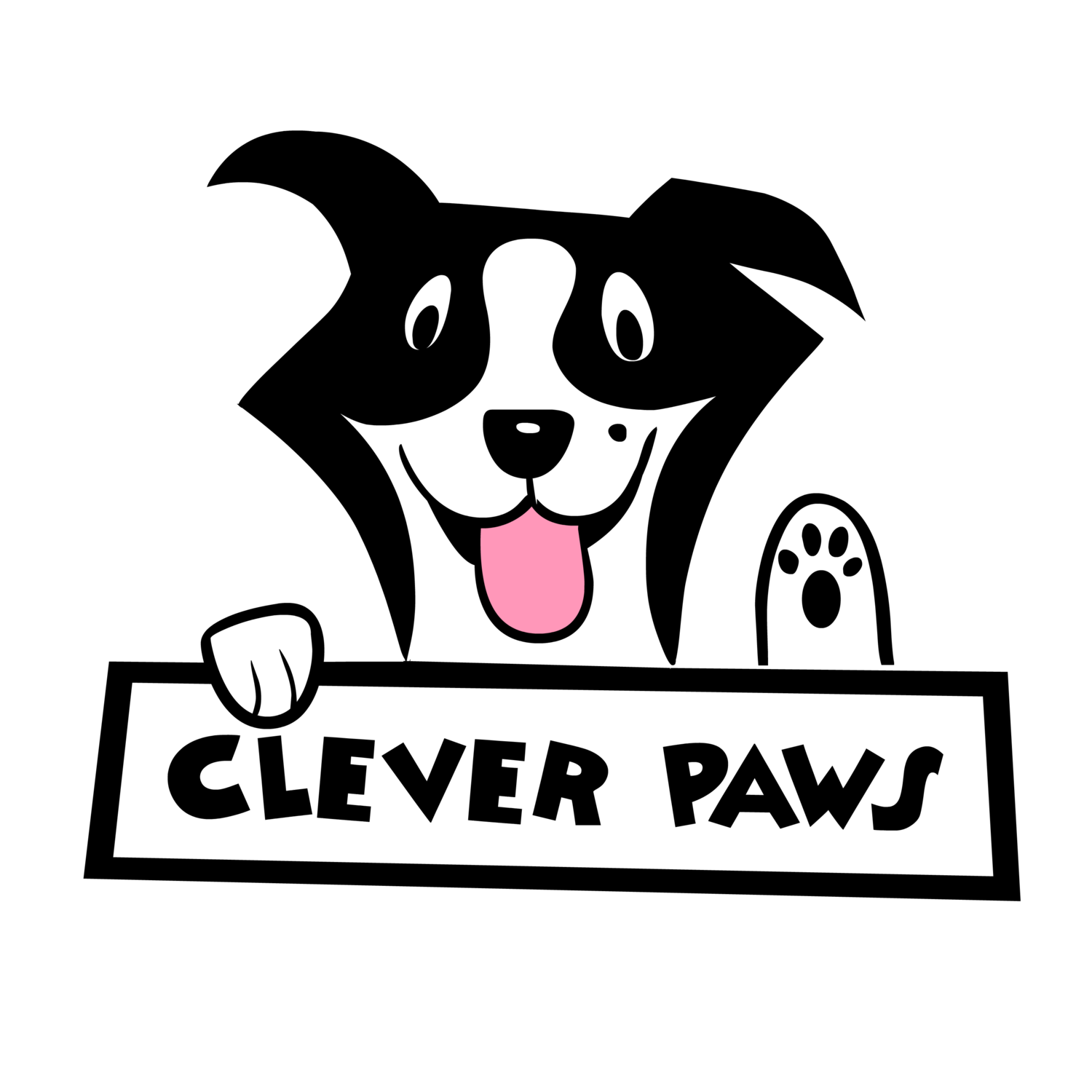 Clever Paws Training