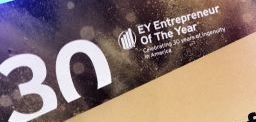 2016: EY Entrepreneur of the Year
