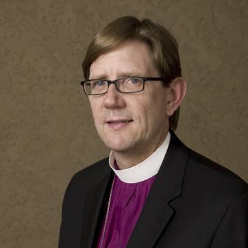 Bishop Brian Prior