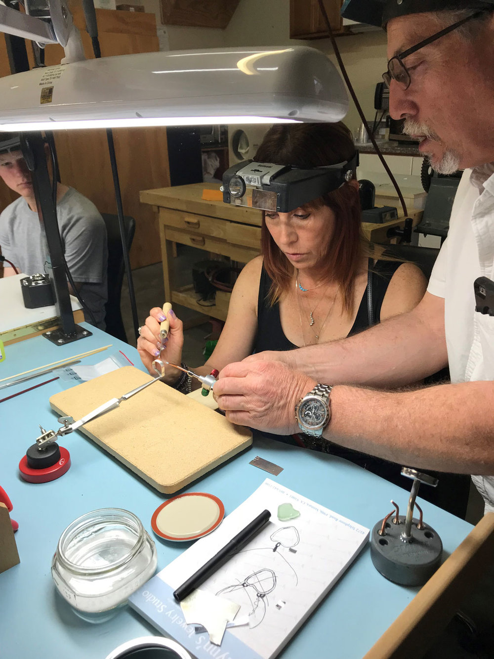 Jewelry Classes Ventura CA