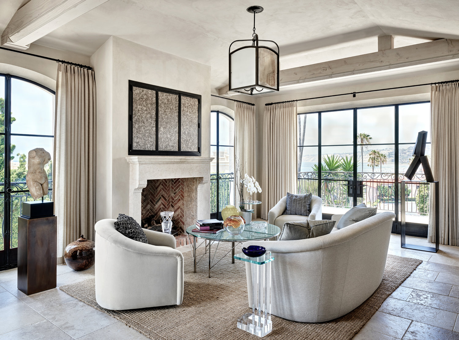 Drexel patterson and tony crisafi are the highly accomplished principal architects creating residences of quiet luxury throughout southern california
