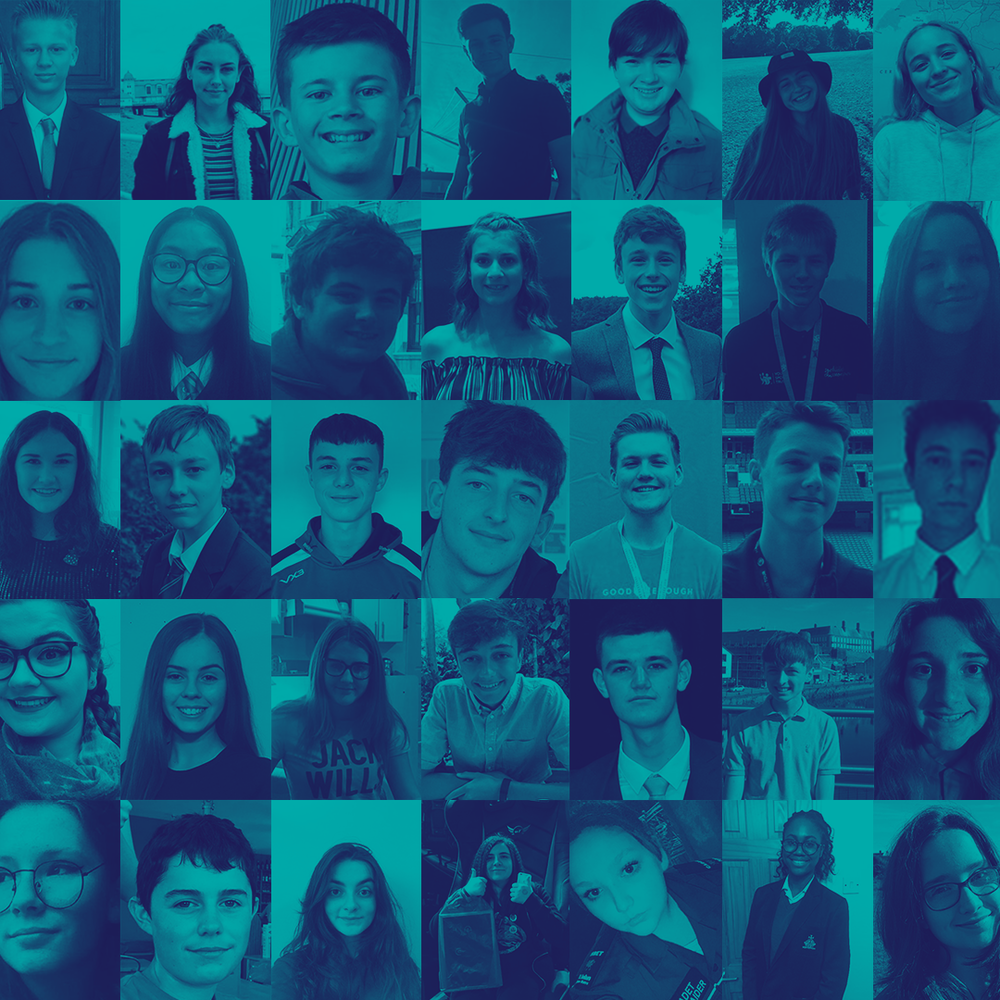 WELSH YOUTH PARLIAMENT MEMBERS -
