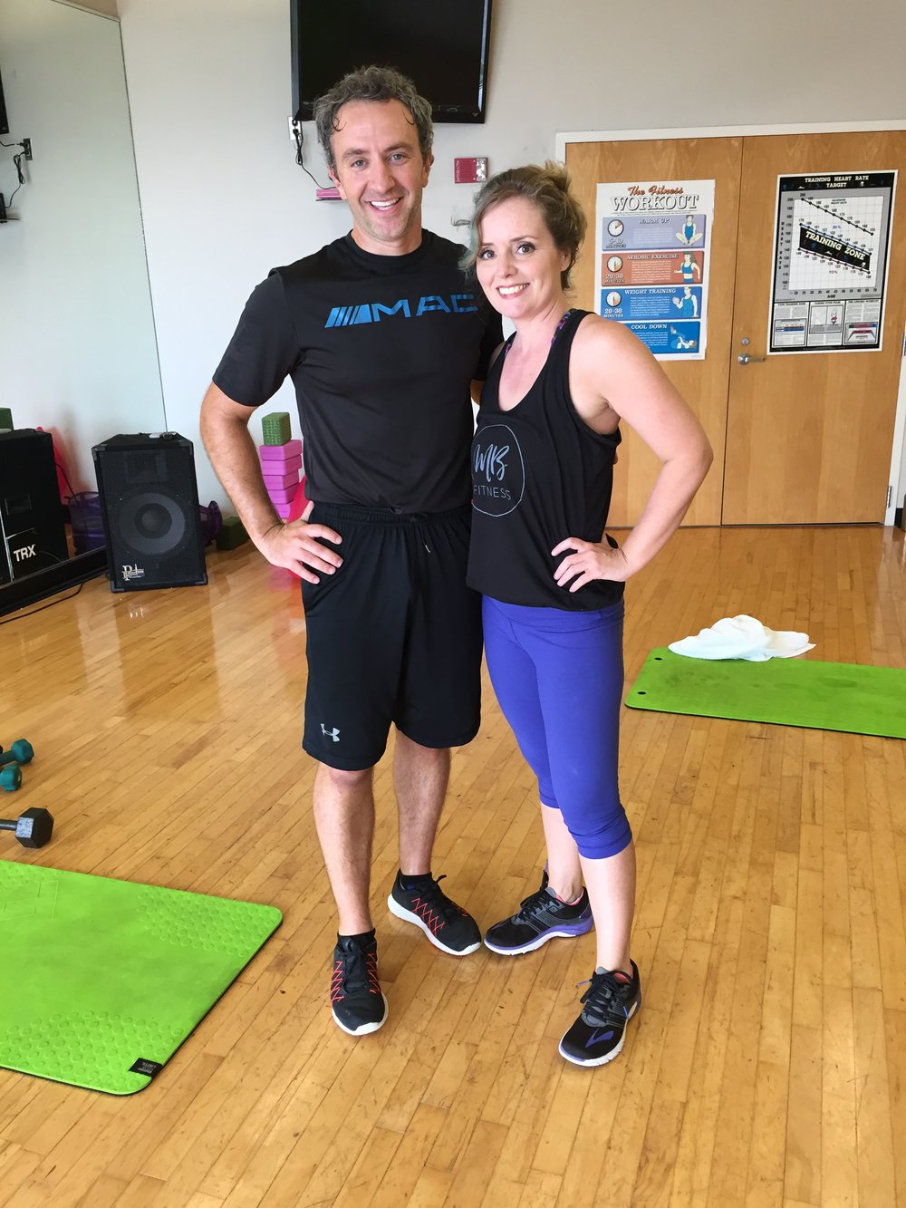 Rick Clementz - Group Fitness