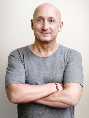 Keith Otter, Chief Creative Officer