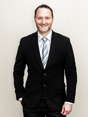 Matt McKenzie, President of ALLOY