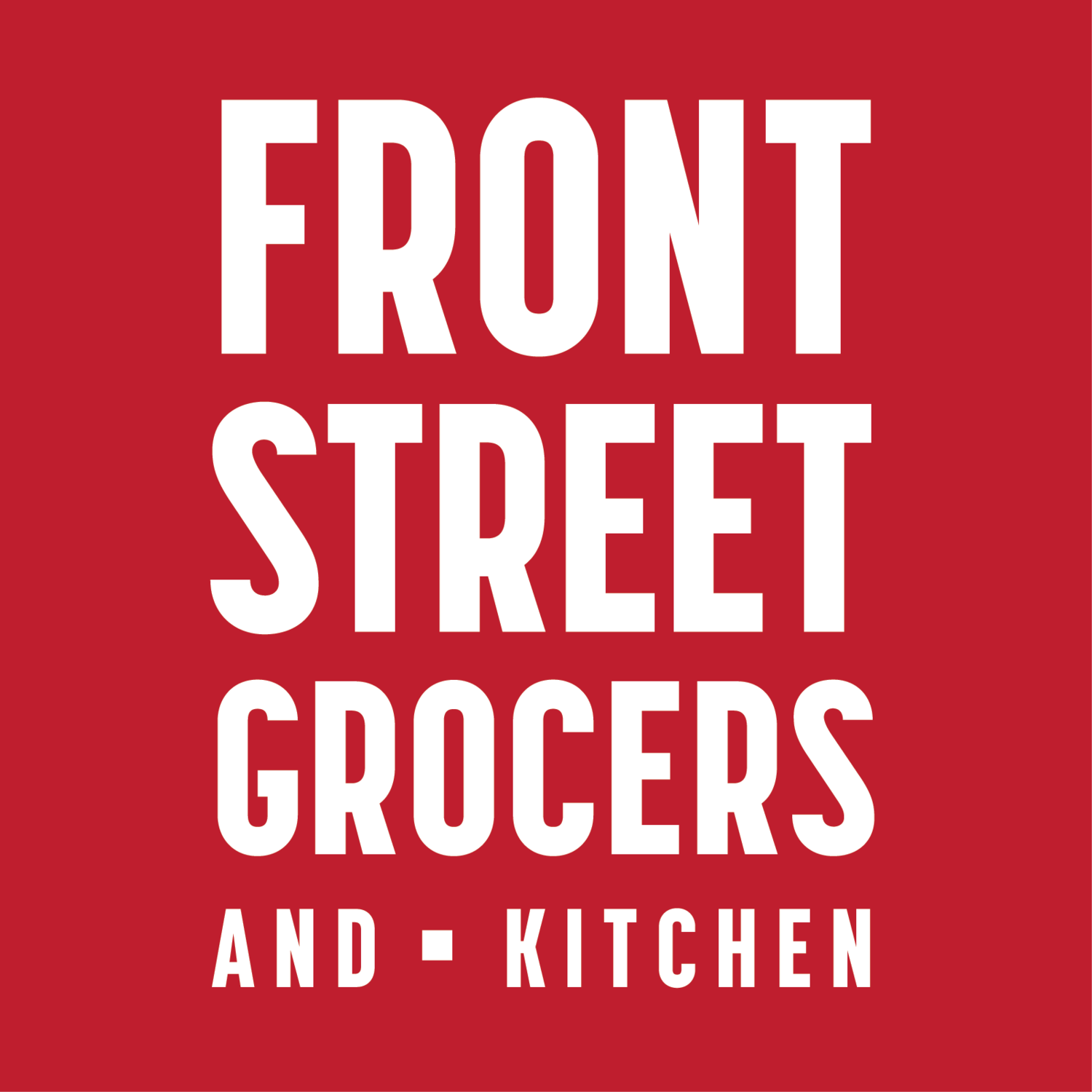 Front Street Grocers - Thomas WV