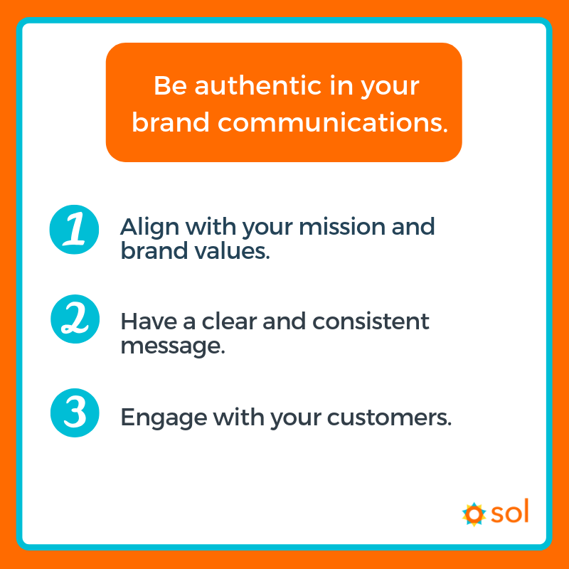 Be Authentic _ Sol Marketing