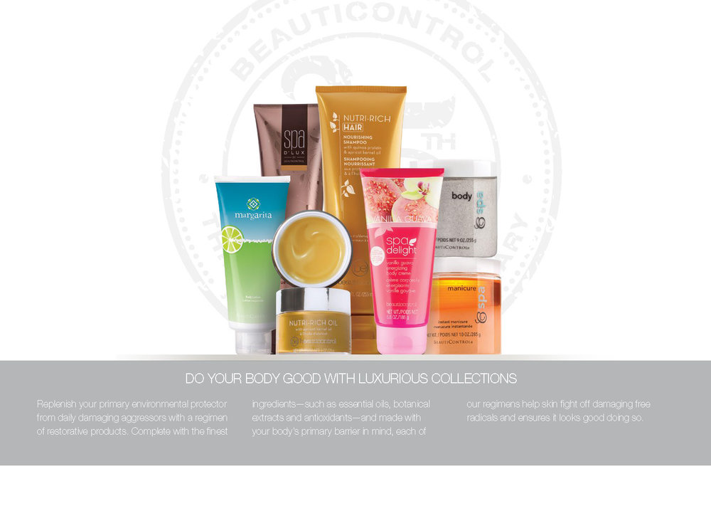 BeautiControl Bath and Body