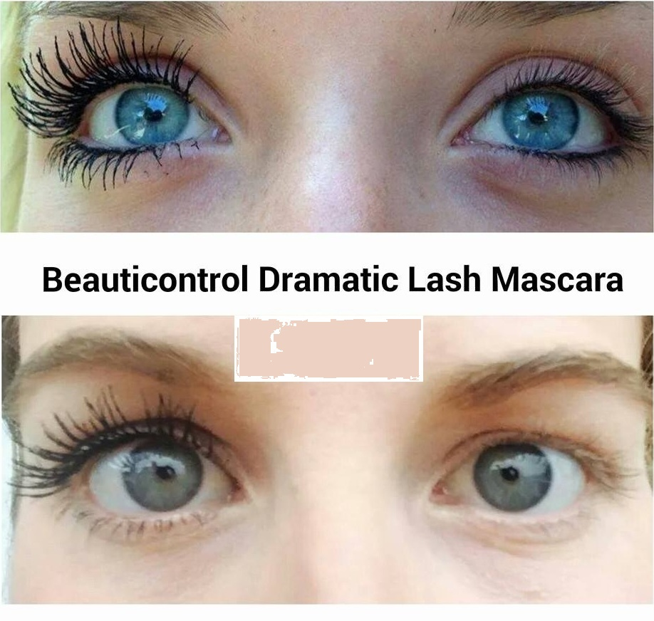 It's the newest in 3-D mascara !