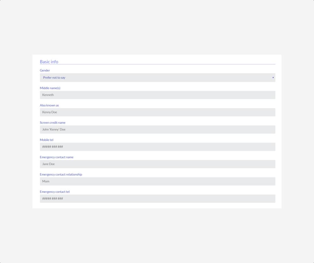 startpack - basic info