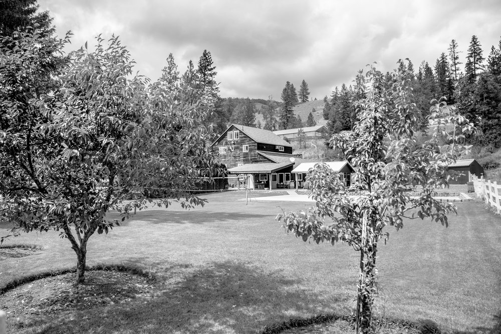 A Girls Ranch Christian Boarding School in Eastern Washington State in the Pacific Northwest  Serving Elementary School, Middle School, High School, and Online College Students and Missionary Families