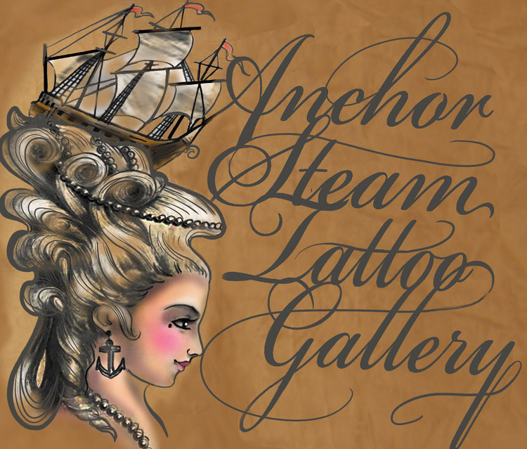 Anchor Steam Tattoo Gallery