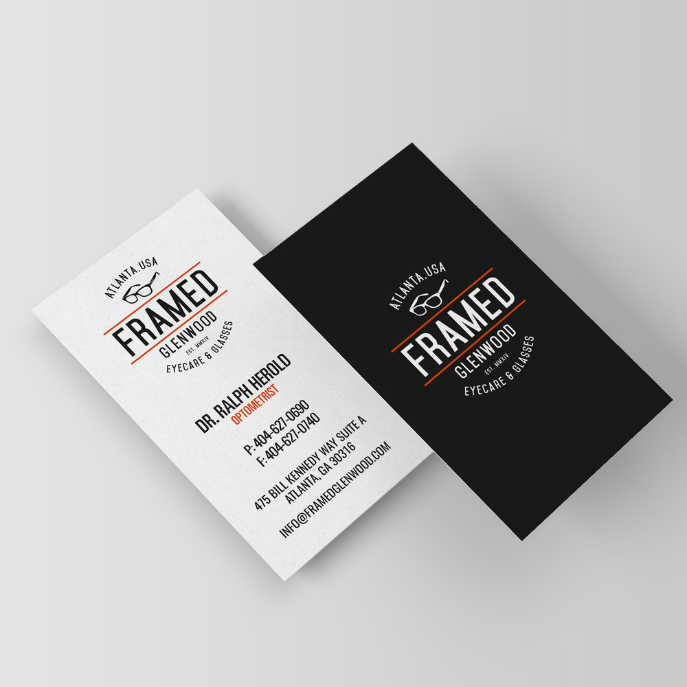 Business Cards, Postcards and other hand held items — Creative ...