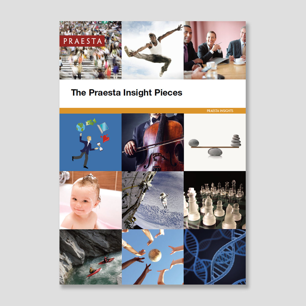 Ten Insightful Years   When Praesta's founding partners first planned their new business, they were determined to create a firm that would be wholly focused on their collective passion – harnessing the power of executive coaching to help people and the organisations they work for achieve their ambitions and aspirations.   Download PDF
