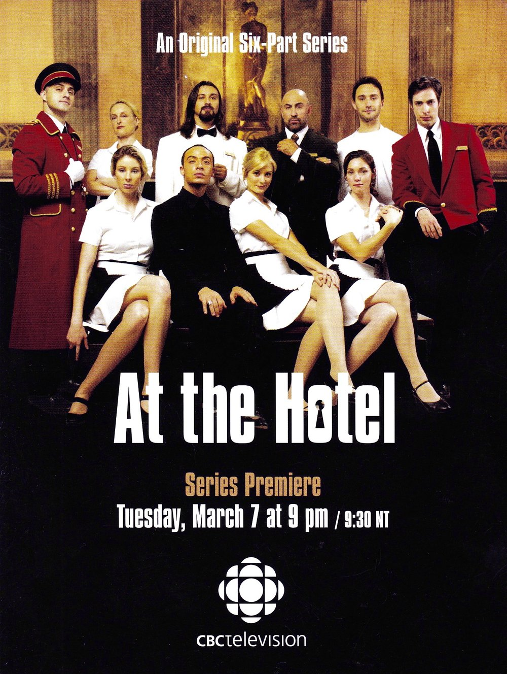 Copy of At the Hotel