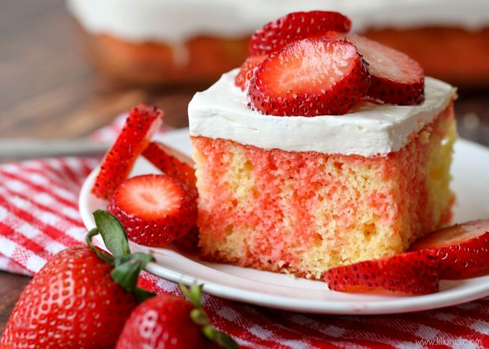 Strawberry Shortcake -