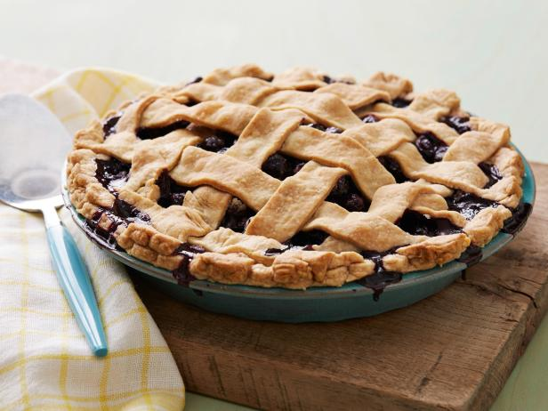 Blueberry Pie -